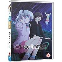 Charlotte(シャーロット)コンプリート DVD-BOX2 (8-13話, 168分) 麻枝准 アニメ