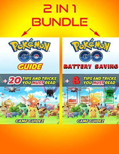 2 in 1 Bundle:  Pokemon Go Guide + 20 Tips and Tri...