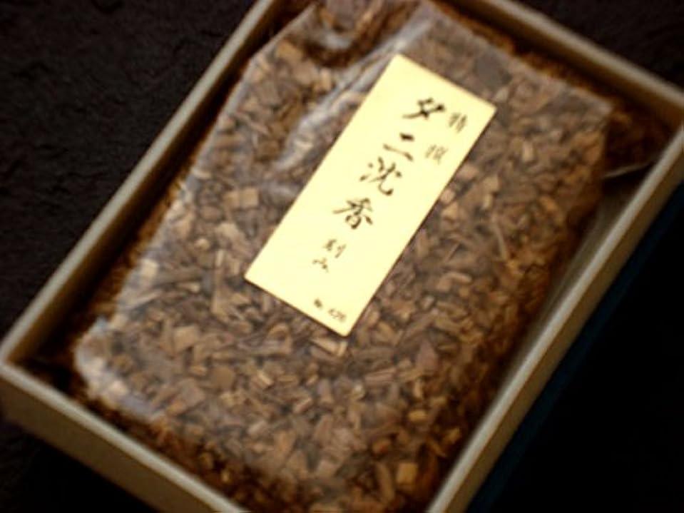 負荷綺麗な合計香木刻み 特撰タニ沈香 15g 【香木】