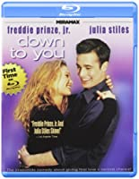 Down to You [Blu-ray] [Import]