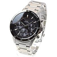 [ワイアード]WIRED 腕時計 WIRED  ソーラークロノグラフ スポーティーデザイン AGAD087 メンズ