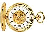 [ロイヤルロンドン]ROYAL LONDON 懐中時計 ポケットウォッチ デミハンター 手巻き 90009-01 【正規輸入品】