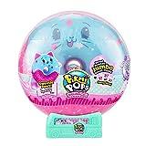 Pikmi Pops Doughmis シリーズ ラージパック - Sweetie Paws The Sparkly Cat - コレクション用香り付き10インチ大型ドーナツぬいぐるみ サプライズ付き