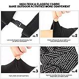 Fazitrip グローブ メンズ レデイース 手袋 タッチパネルサポート スポーツ 滑り止め 耐摩耗 防寒 通気性 弾力性 (摩擦熱素材付き, S) 画像