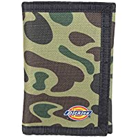 Dickies Men's Nylon Trifold Wallet