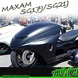 ヤマハ MAXAM マグザム SG17J/SG21J TOPMOST製 純正色塗装込 106フェイス Type-2 #