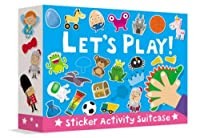 Let's Play! (Sticker Activity Suitcase)