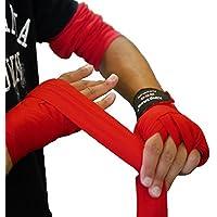 king2ring ボクシング バンテージ グローブ キックボクシング 収縮 バンデージ 幅5cm 長さ3.8m