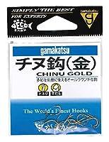 がまかつ(Gamakatsu) チヌ フック 金 2号 釣り針