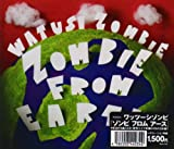 ZOMBIE FROM EARTH(DVD付)