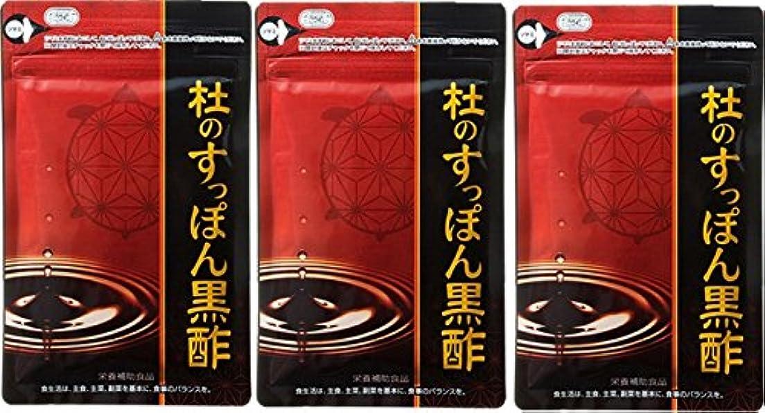 役員ネットカタログ【3袋セット】杜のすっぽん黒酢 62粒