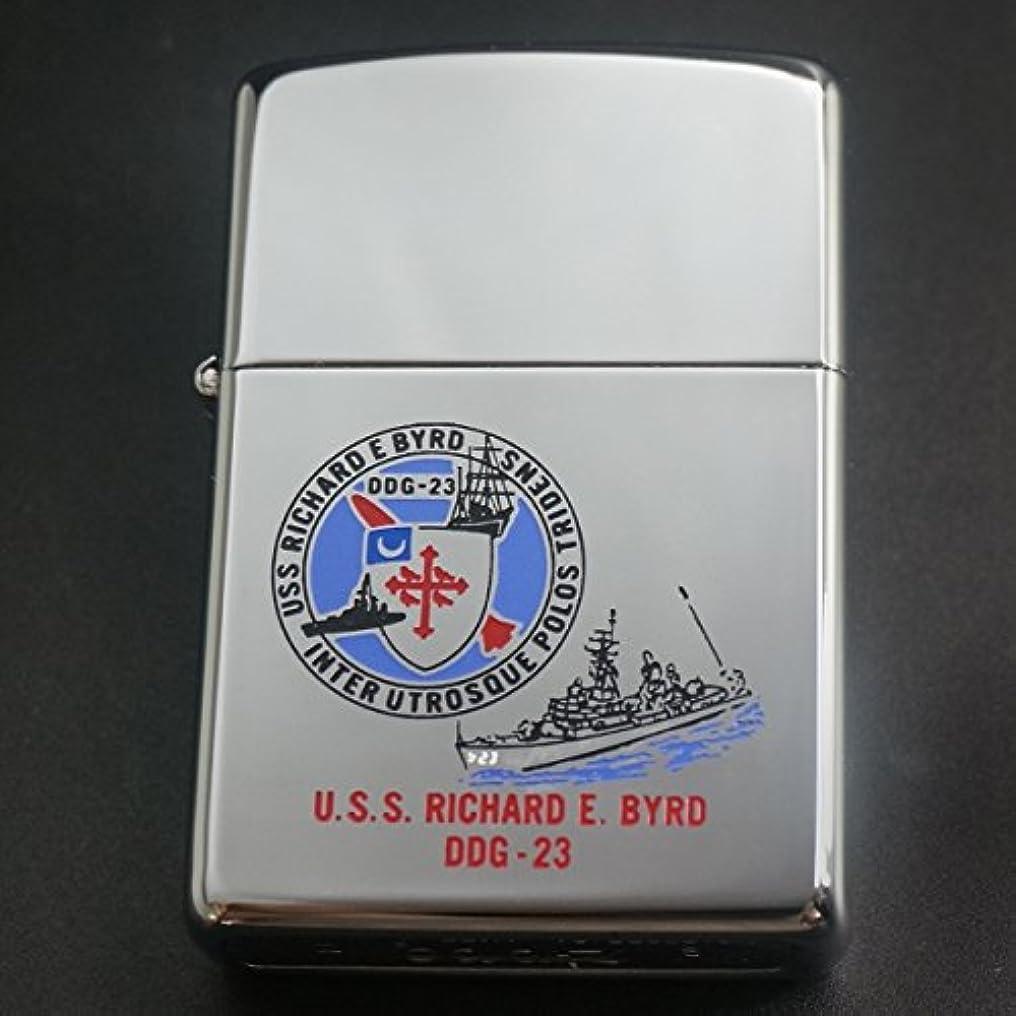 粒レバーハロウィンzippo USS RICHARD E.BYRD DDG-23 1994年製造