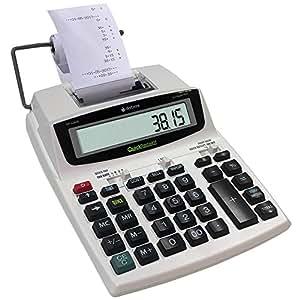クイック入金スマート印刷電卓W/ペーパーロールfor会計レコード