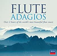 Flute Adagios by Various Artists (2009-04-14)