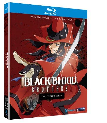 Black Blood Brothers [Blu-ray] [Import]
