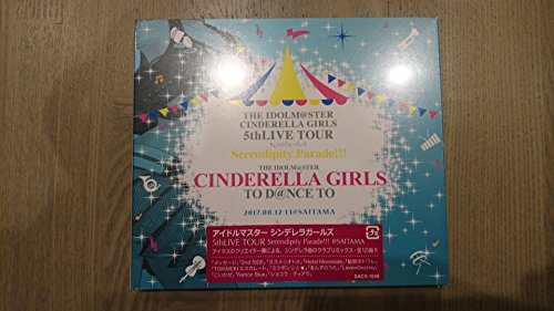 THE IDOLM@STER CINDERELLA GIRLS 5thLIVE TOUR Serendipity Parade!!! 第三弾
