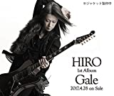 HIRO『Gale』【CD】
