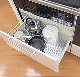 東和産業 キッチンシート 1年防虫 アルミシート シンク下用 60×180cm 画像