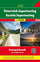Austria Road Atlas 1:150 000
