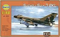 セマー スマー 1/48 Su-7BKL チェコ、ポーランド、ソ連空軍 プラモデル