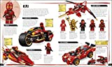 LEGO NINJAGO Visual Dictionary, New Edition: With Exclusive Teen Wu Minifigure 画像