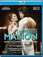 Macmillan: Histoire De Manon [Belair Classiques: BAC435] [Blu-ray]