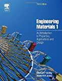 Cover of Engineering Materials 1 : An Introduction to Properties, Applications and Design