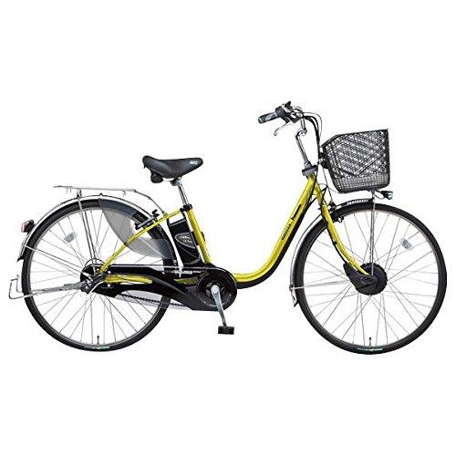 パナソニックサイクルテック 26型電動アシスト自転車 ビビチャージ・W BE-EKW632AG