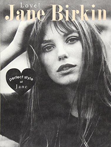 Love!Jane Birkin―perfect style of Jane (MARBLE BOOKS Love Fashionista)の詳細を見る