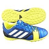 adidas(アディダス) トレーニング シューズ ナイトロチャージ 2.0 TRX TF J キッズ ジュニア ブルービューティーF10/ランニングホワイト/エレクトリシティ trx-tf-j-Q33696 23.0cm