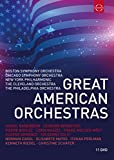 Great American Orchestras [DVD] [Import]