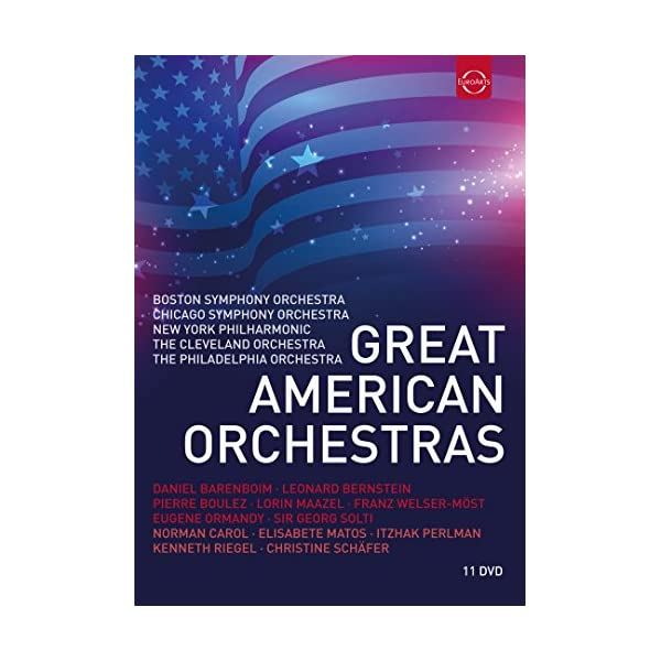 Great American Orchestra...の商品画像