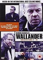 Wallander (Films 21-26) - 3-DVD Set (Skytten/D?ds?ngeln/V?lnaden/Arvet/Indrivaren/Vittnet) (The Sniper/The Angel of Death/The Gh [ NON-USA FORMAT PAL Reg.0 Import - United Kingdom ] [並行輸入品]