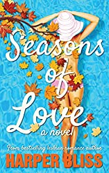 Seasons of Love: A Lesbian Romance Novel (English Edition)