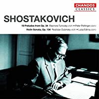 19 Preludes From Op 34 / Violin Sonata