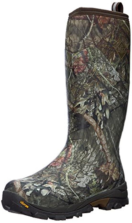 食堂ハロウィン短命Muck Boots Woody Arctic Ice Extreme Conditions メンズ ウィンターハンティングブーツ アークティックグリップアウトソール