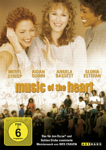 Music of the Heart [DVD] [Import]