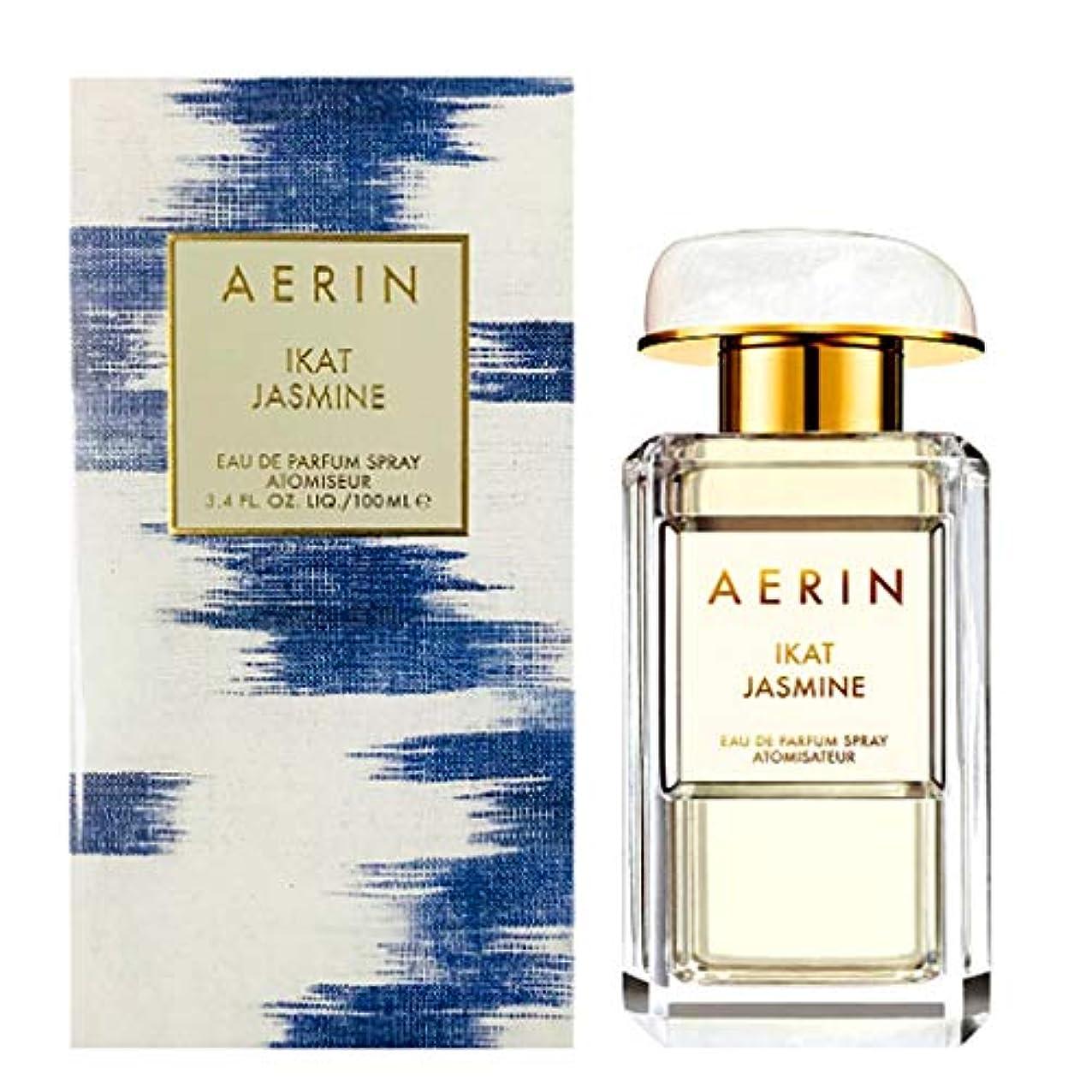 わかりやすい三角虐待AERIN 'Ikat Jasmine' (アエリン イカ ジャスミン) 3.4 oz (100ml) EDP Spray by エスティローダー(Estee Lauder) for Women
