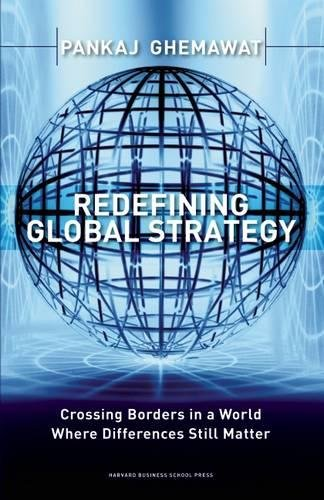 Redefining Global Strategy: Crossing Borders in A World Where Differences Still Matterの詳細を見る