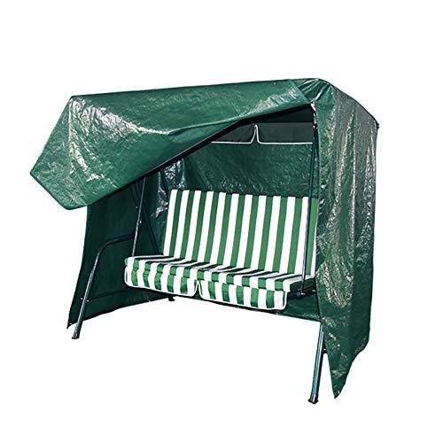 保護カバー(緑)、 ガーデンスイングチェア ダストガード(ア...