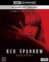【Amazon.co.jp限定】 レッド・スパロー (2枚組) (オリジナル三方背ケース付)[4K ULTRA HD + Blu-ray]