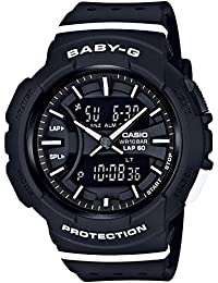 [カシオ]CASIO 腕時計 BABY-G ベビージー ~フォー ランニング~ BGA-240-1A1JF レディース