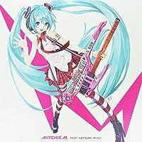 Mitchie M Feat. Hatsune Miku - Greatest Idol (CD+DVD) [Japan LTD CD] MHCL-2373 by Mitchie M Feat. Hatsune Miku (2013-11-06)