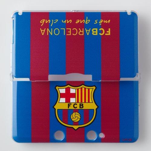 バルセロナ Nintendo 3DSカバー (ロゴ)
