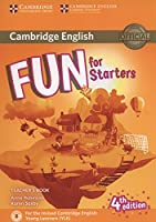 Fun for Starters Teacher's Book with Downloadable Audio (Cambridge English)