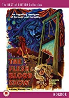 The Flesh and Blood Show [DVD] [Import]