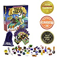 [SCS ダイレクト]SCS Direct Tall Tales Story Telling Board Game The Family Game of Infinite Storytelling 5 Ways to Play TT-TTBG-423 [並行輸入品]