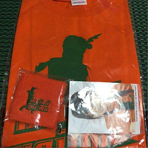 [해외]C ute 야지마 마이미 하로 프로 2008 T 셔츠 팔찌 사진 첨부/C ute Yajima Mai Ma Hello Project 2008 T-shirt wristband with photo