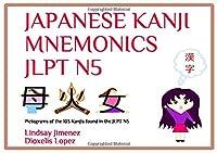 JAPANESE KANJI MNEMONICS JLPT N5: Pictograms of the 103 Kanjis found in the Japanese Language Proficiency Test N5