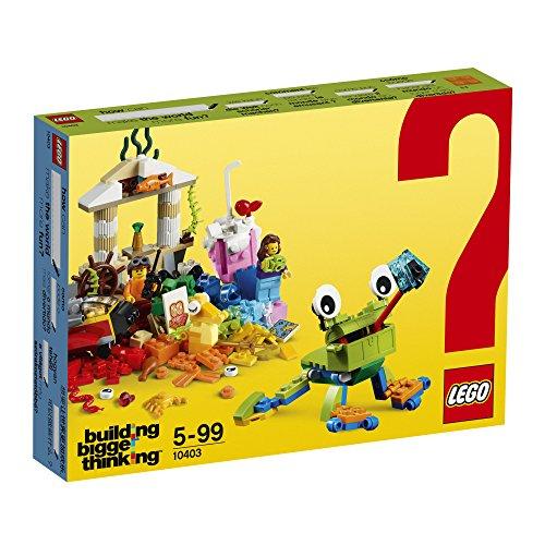 レゴ(LEGO) クラシック なにがあれば世界は楽しくなる? 10403